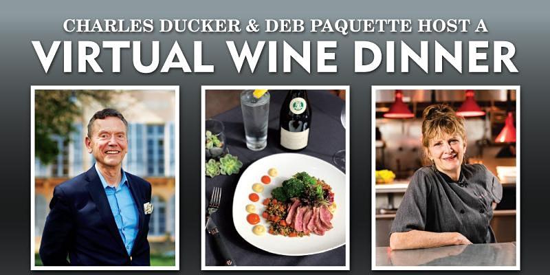 Louis Latour Virtual Wine Dinner and Tasting