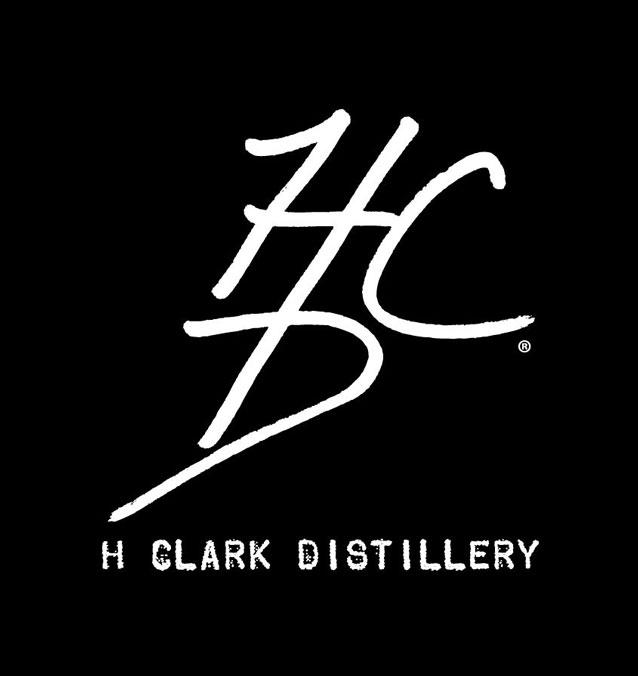 H Clark Distillery Logo