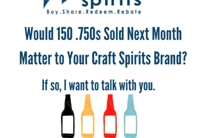 Would 150 Bottles Sold Next Month Matter to Your Craft Brand?