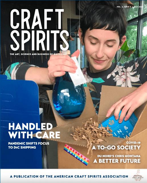 Craft spirits magazine