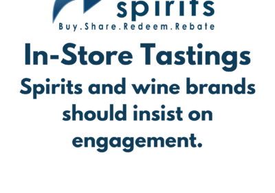 In-Store Tastings with Engagement