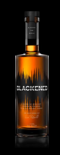 blackened american