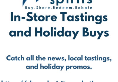 In-Store Tastings and Holiday Buys
