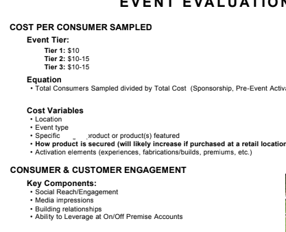 liquor customer acquisition